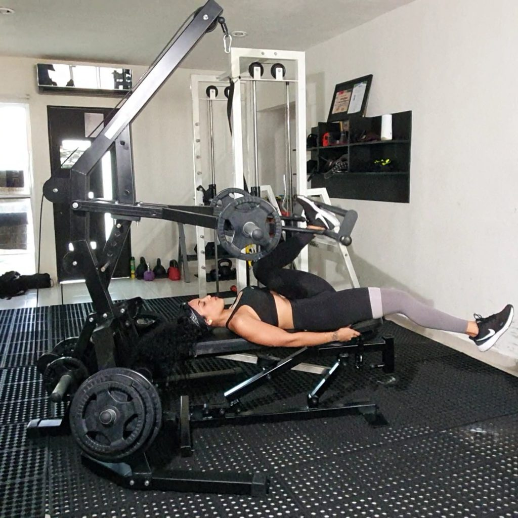 ISO Leg Press